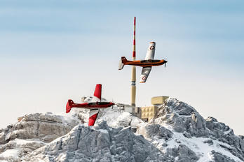 T7-FUN - Fliegermuseum Altenrhein Pilatus PC-7 I & II