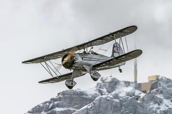 HB-DMO - Private Waco Classic Aircraft Corp YMF-5C