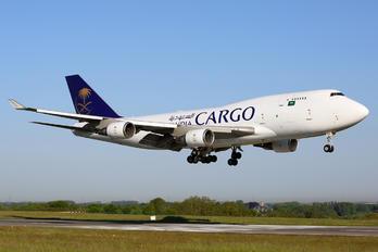 TF-AMA - Saudi Arabian Cargo Boeing 747-400BCF, SF, BDSF