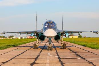 31 - Russia - Air Force Sukhoi Su-34