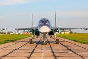 31 - Russia - Air Force Sukhoi Su-34 aircraft