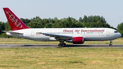 N207AX - Omni Air International Boeing 767-200ER