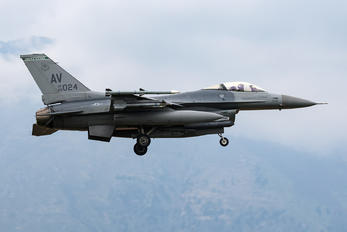89-2024 - USA - Air Force General Dynamics F-16C Fighting Falcon