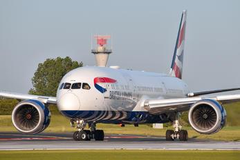 G-ZBKM - British Airways Boeing 787-9 Dreamliner