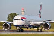 G-ZBKM - British Airways Boeing 787-9 Dreamliner aircraft