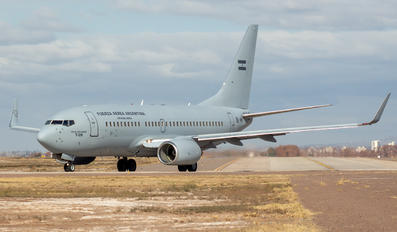 T-99 - Argentina - Air Force Boeing 737-700