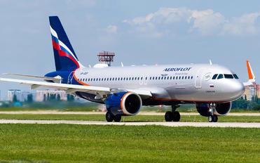 VP-BSF - Aeroflot Airbus A320 NEO