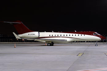 M-AFMA - Private Bombardier BD-700 Global Express