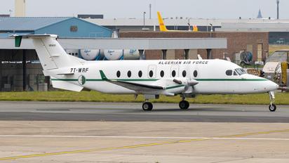 7T-WRF - Algeria - Air Force Beechcraft 1900D Airliner