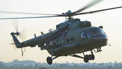 602 - Poland - Air Force Mil Mi-17