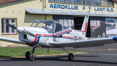 OK-DOJ - Aeroklub Czech Republic Zlín Aircraft Z-43