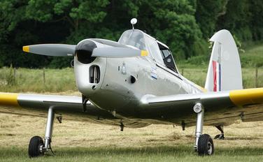 G-BCYM - Private de Havilland Canada DHC-1 Chipmunk