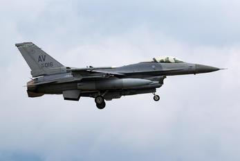 89-2016 - USA - Air Force Lockheed Martin F-16CM