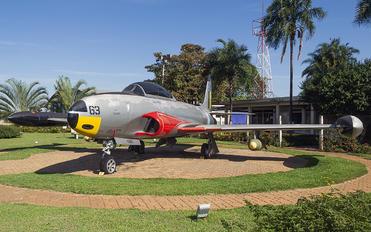 FAB4363 - Brazil - Air Force Lockheed T-33A Shooting Star