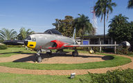 FAB4363 - Brazil - Air Force Lockheed T-33A Shooting Star aircraft