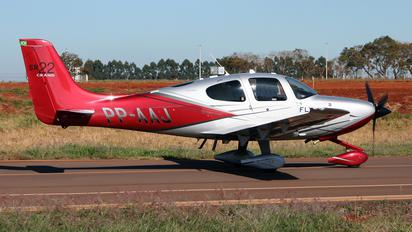 PP-AAJ - Private Cirrus SR22