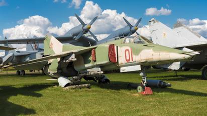 01 - Soviet Union - Air Force Mikoyan-Gurevich MiG-27