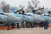 RF-95008 - Russia - Air Force Sukhoi Su-35S aircraft