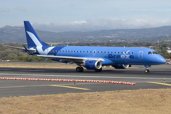 N975NA - Breeze Airways Embraer ERJ-190 (190-100)