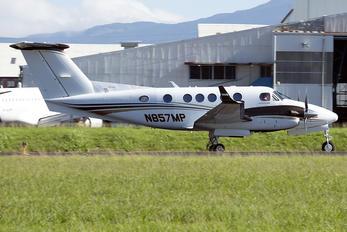 N857MP - Private Beechcraft 200 King Air