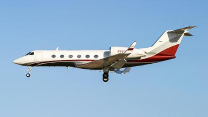 N663PD - Private Gulfstream Aerospace G-IV,  G-IV-SP, G-IV-X, G300, G350, G400, G450