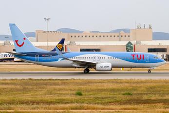 D-ATYA - TUIfly Boeing 737-800