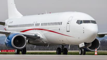 4L-GTG - Georgian Airways Boeing 737-800