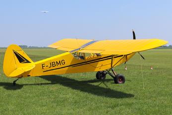 F-JBMG - Private Zlín Aircraft Savage Cub