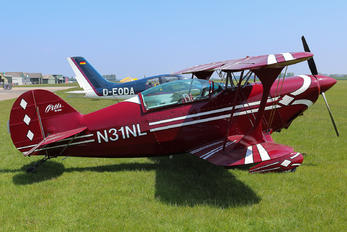 N31NL - Private Pitts S-2B Special