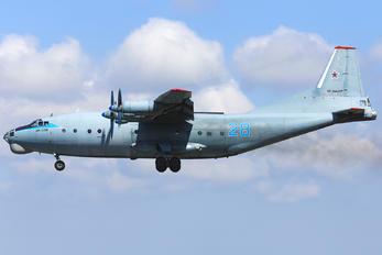 28 - Russia - Air Force Antonov An-12 (all models)