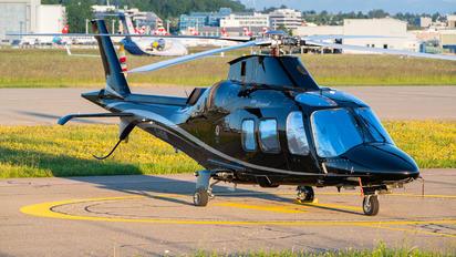 D-HBJR - Private Agusta Westland AW109 SP GrandNew