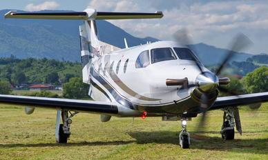 OM-TVV - Tatra Jet Slovakia Pilatus PC-12