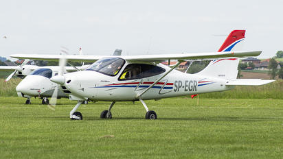 SP-EGR - Aeroklub Krakowski Tecnam P2008JC