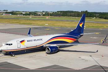 SE-RLK - West Atlantic Boeing 737-800