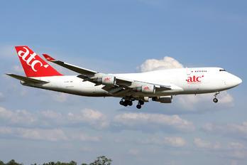 ER-BBC - Aerotrans Cargo Boeing 747-400BCF, SF, BDSF