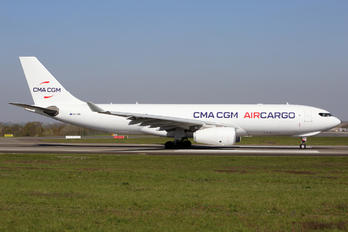 OO-CMA - CMA CGM Aircargo (Air Belgium) Airbus A330-200F