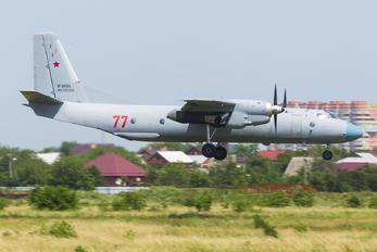 77 - Russia - Air Force Antonov An-26 (all models)