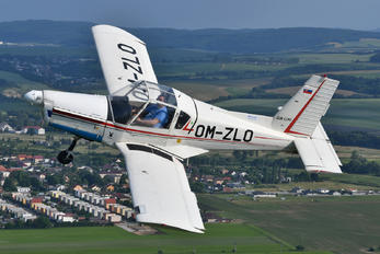 OM-ZLO - Aeroklub Sabinov Zlín Aircraft Z-42MU