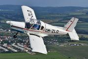 OM-ZLO - Aeroklub Sabinov Zlín Aircraft Z-42MU aircraft