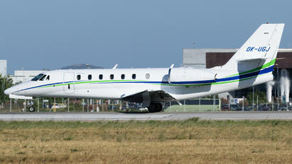 OK-UGJ - SmartWings Cessna 680 Sovereign
