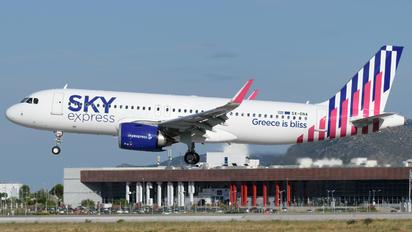 SX-GNA - Sky Express Airbus A320 NEO