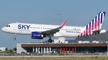 SX-GNA - Sky Express Airbus A320 NEO aircraft