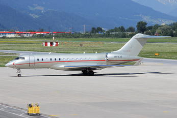 9H-VJD - Vistajet Bombardier BD700 - Global 7000