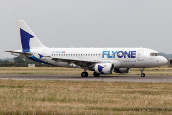 ER-00002 - Fly One Airbus A319