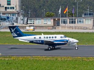 PH-SLE - Slagboom en Peters Aerial Surveys Beechcraft 200 King Air