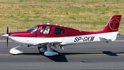 SP-GKM - Private Cirrus SR22