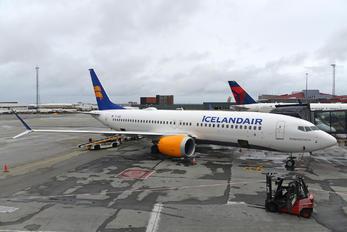 TF-ICO - Icelandair Boeing 737-8 MAX