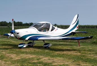 I-A772 - Private Evektor-Aerotechnik EV-97 Eurostar SL
