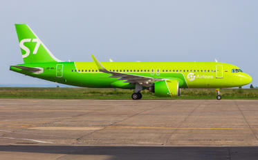 VP-BVJ - S7 Airlines Airbus A320 NEO