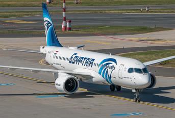 SU-GFF - Egyptair Airbus A220-300